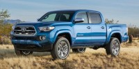Used, 2017 Toyota Tacoma, Orange, 31798-1