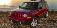 Used, 2017 Jeep Patriot Latitude, Black, 20C1092B-1