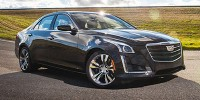 Used, 2017 Cadillac CTS Sedan Premium Luxury AWD, Black, 31090-1