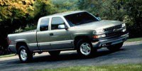 Used, 2000 Chevrolet Silverado 1500, Blue, DL295C-1