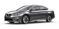 Used, 2017 Nissan Sentra SR Turbo, Gray, 31366-1
