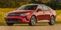 New, 2018 Kia Optima EX, Black, 18K291-1
