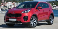 Used, 2018 Kia Sportage LX, Black, 30093-1