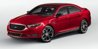 New, 2018 Ford Taurus SHO, Black, B11092-1