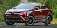 New, 2018 Toyota RAV4 Adventure AWD, White, 18973-1