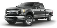 Used, 2018 Ford Super Duty F-250 SRW XLT, Silver, NA55872-1