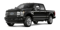 Used, 2018 Ford Super Duty F-250 Pickup Platinum, Black, AP54358-1