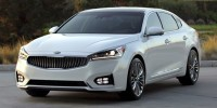 New, 2018 Kia Cadenza Technology, White, 18K286-1