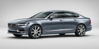 Certified, 2018 Volvo S90 Momentum, Brown, P5734-1
