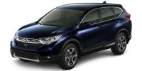 New, 2018 Honda CR-V EX-L AWD w/Navi, Blue, N180603X-1