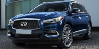 New, 2019 INFINITI QX60 2019.5 LUXE FWD, White, KC524067-1
