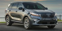 New, 2019 Kia Sorento EX V6, Blue, 19K2-1
