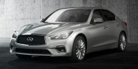 Used, 2019 INFINITI Q50 3.0t LUXE, Silver, 18927-1
