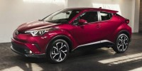 New, 2019 Toyota C-HR XLE FWD, Black, 00300882-1