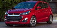 Used, 2020 Chevrolet Spark LT, Red, 31371-1