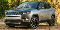 New, 2019 Jeep Compass Upland Edition, White, C19J125-1