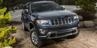 New, 2019 Jeep Grand Cherokee Overland, White, JK182-1