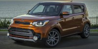 New, 2019 Kia Soul Base, Black, 19K52-1