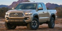 New, 2019 Toyota Tacoma 2WD SR5 Access Cab 6' Bed V6 AT, Silver, 00302362-1
