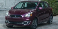 New, 2019 Mitsubishi Mirage LE, White, 16669-1