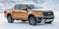 New, 2019 Ford Ranger XL, Blue, C12224-1