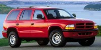 Used, 2000 Dodge Durango 4dr 4WD, Blue, W1121B-1