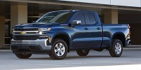 Used, 2019 Chevrolet Silverado 1500 RST, Black, 31539-1