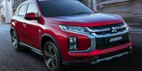 New, 2020 Mitsubishi Outlander Sport ES 2.0, Red, 16650-1