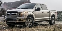 Used, 2020 Ford F-150, Blue, W397-1