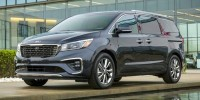 New, 2020 Kia Sedona SX, Gray, 20K191-1