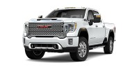 Used, 2020 GMC Sierra 2500HD Denali, White, W646-1