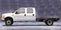 Used, 2000 Ford Super Duty F-350 DRW, White, P16814-1
