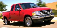 Used, 2000 Ford F-150, Red, H20035C-1