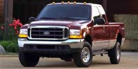 Used, 2001 Ford Super Duty F-350 SRW, Blue, 30343A-1