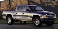 Used, 2003 Dodge Dakota Sport, Red, P2393-1