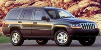 Used, 2001 Jeep Grand Cherokee Laredo, Black, 27328C-1