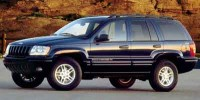 Used, 2001 Jeep Grand Cherokee Limited, White, W552-1