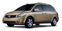 Used, 2004 Nissan Quest SE, Tan, 29128A-1