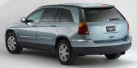 Used, 2006 Chrysler Pacifica Touring, Silver, H18722BB-1
