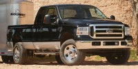 Used, 2007 Ford Super Duty F-250, Black, 31670A-1