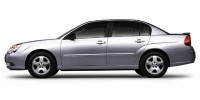 Used, 2005 Chevrolet Malibu LS, White, 27888A-1