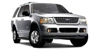 Used, 2005 Ford Explorer XLT, Black, C12407A-1