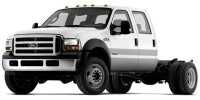 Used, 2005 Ford F-550sd XL, Other, L0450-1