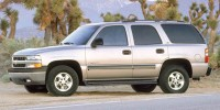 Used, 2005 Chevrolet Tahoe LT, White, GP4600A-1