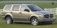 Used, 2005 Dodge Durango Limited, Gold, 28466A-1
