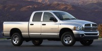Used, 2006 Dodge Ram 2500 SLT, Red, DP53588A-1