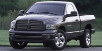 Used, 2005 Dodge Ram 1500 SLT, Yellow, P2507-1