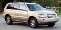 Used, 2005 Toyota Highlander, Gold, C21J148A-1