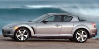 Used, 2005 Mazda RX-8 4dr Cpe Auto, Red, W298-1