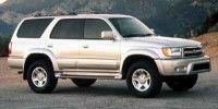 Used, 2000 Toyota 4Runner, Black, 18752-1